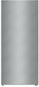 """F21ARESSS 33"""" All Refrigerator with 21 cu. ft. Capacity, Quick Freeze, Temperature and Door Alarm, LED Lighting, Spillproof Glass Shelves, Electronic Control, Adjustable Legs, Total No Frost, Recessed Handle, in Stainless Steel"""