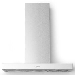 "BELLINA30 30"" BELLINA Wall Mount Chimney Style Hood with 560 CFM, LED Lighting, Mesh Filters, in Stainless Steel"