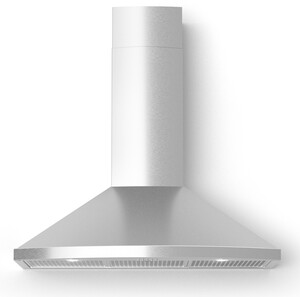 "TEGA30 30"" Tega Wall Mount Chimney Style Range Hood with 560 CFM, 4 Fan Speeds, LED Lighting, Time Delay Shut Off, Stainless Steel Baffle Filters, in Stainless Steel"